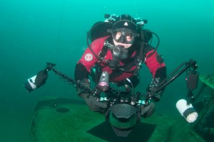 SDI Underwater Photographer Diver