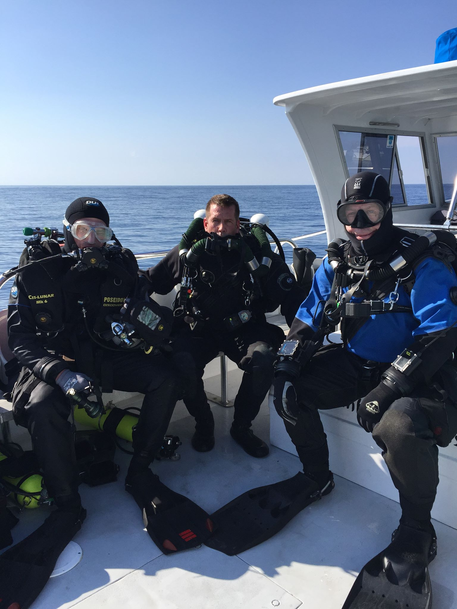 TDI Advanced Mix Gas Closed Circuit Rebreather Diver Course