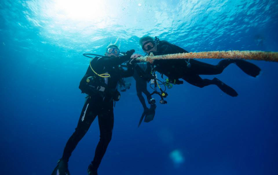 SDI Master Scuba Diver Development Program