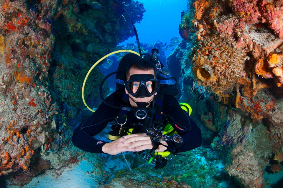 SDI Open Water Scuba Diver Instructor